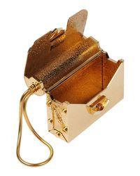 Jimmy Choo Metallic Handbag