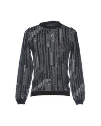 Imperial Black Sweaters for men