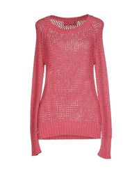 Closed - Pink Sweater - Lyst