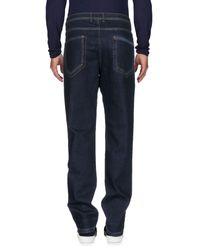 Harmont & Blaine Blue Denim Pants for men