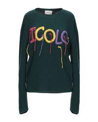 ViCOLO Green Sweater