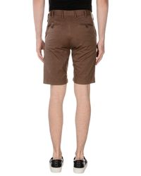 AT.P.CO Natural Bermuda Shorts for men