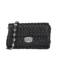 Miu Miu Black Handtaschen