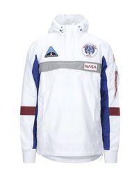 Alpha Industries White Jacket for men