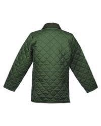 Lavenham Green Mid-length Jacket for men