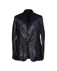 Yohji Yamamoto - Black Blazer for Men - Lyst