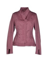 Dondup | Purple Jacket | Lyst