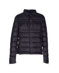 AT.P.CO - Blue Down Jacket for Men - Lyst