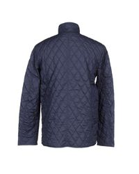 Geox - Blue Jacket for Men - Lyst