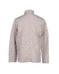 Geox - Gray Jacket for Men - Lyst
