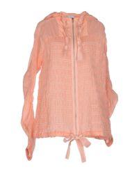 RED Valentino | Pink Jacket | Lyst