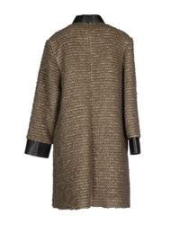 Acne Green Coat
