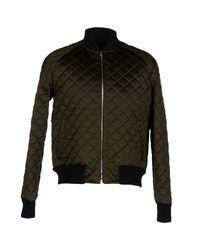 Jonathan Saunders | Green Jacket for Men | Lyst