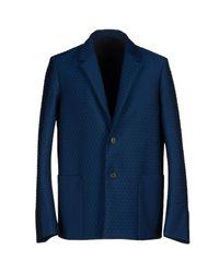 Jil Sander - Blue Blazer for Men - Lyst