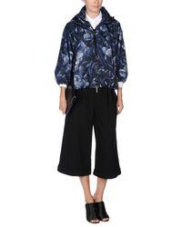 Moncler | Blue Jacket | Lyst