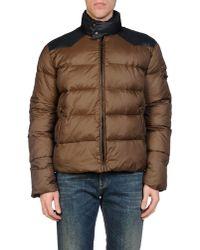 CoSTUME NATIONAL Brown Jacket for men