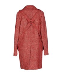 John Galliano Red Coat