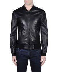 Dolce & Gabbana - Black Jacket for Men - Lyst