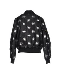 Love Moschino - Black Jacket - Lyst