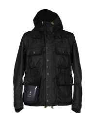 Barbour - Black Jacket for Men - Lyst