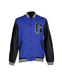 Gaëlle Bonheur - Blue Jacket for Men - Lyst