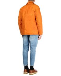 Aspesi Orange Jacket