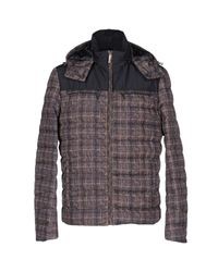 Etro | Blue Down Jacket for Men | Lyst