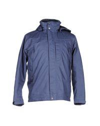 Timberland Blue Jacket for men
