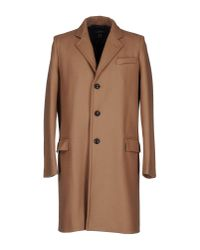 Gloverall - Brown Coat for Men - Lyst