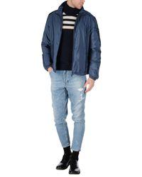 Prada Blue Jacket for men