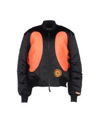 Martine Rose Black Jacket for men