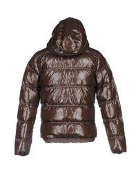 Duvetica - Brown Down Jacket for Men - Lyst