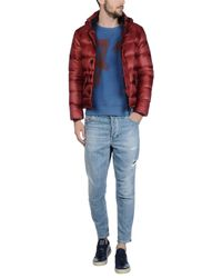 Herno - Blue Down Jacket for Men - Lyst