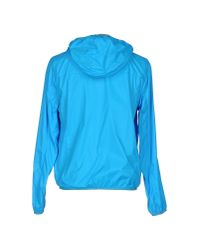 Clark Jeans | Blue Jacket for Men | Lyst