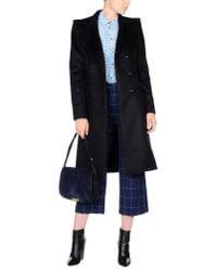 Alberta Ferretti Black Coat