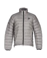 RLX Ralph Lauren | Gray Down Jacket for Men | Lyst