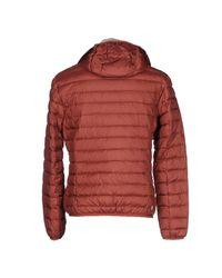 Colmar - Red Down Jacket for Men - Lyst