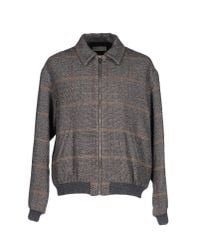 Éditions MR - Gray Jacket for Men - Lyst