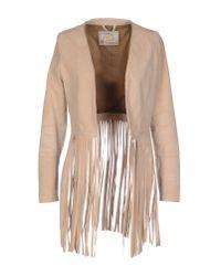 Vintage De Luxe | Natural Jacket | Lyst
