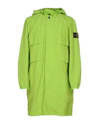 Stone Island Green Jacket