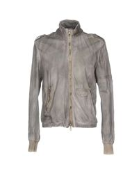 Meatpacking D | Gray Jacket for Men | Lyst