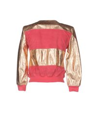 M. Grifoni Denim Pink Jacket