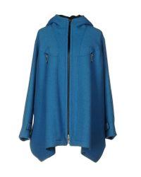 Dirk Bikkembergs - Blue Coat - Lyst