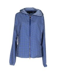 Armani Jeans - Blue Jacket - Lyst