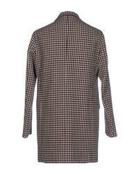 Aspesi - Multicolor Coat for Men - Lyst
