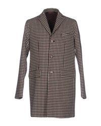 Aspesi | Pink Coat for Men | Lyst