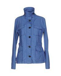 Peuterey | Blue Jacket | Lyst