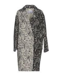 Dondup | Black Coat | Lyst
