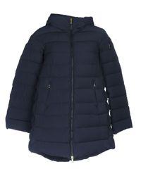Geospirit Blue Down Jacket