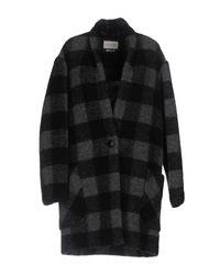 Étoile Isabel Marant Gray Coat for men